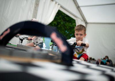 Power Bike - Tor Rowerów Wyścigowych na dniu dziecka