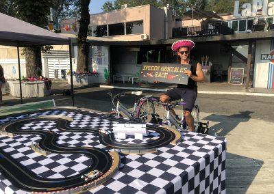 Racing Power Bike - Energorower Wyścigowy