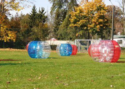 Nowe kulki Bumper Ball