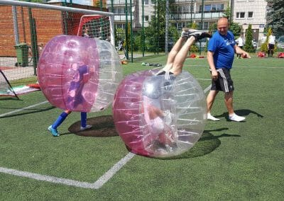 Bubble Football Piaseczno