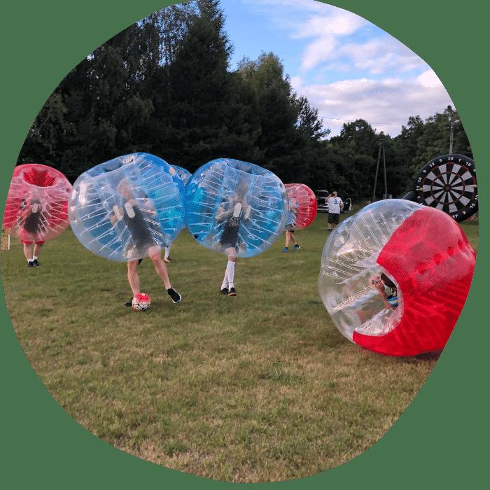 Bubble Football Bydgoszcz