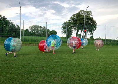 Bubble Football Poznań
